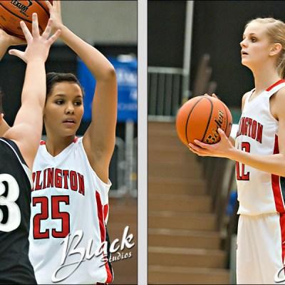 Arlington Lady Cardinals Girls Basketball – Brookings SD Sports Photography