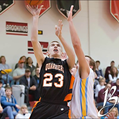 Entringer Classic – Hamlin Chargers vs Dell Rapids Quarriers – Brookings South Dakota Sports Photography