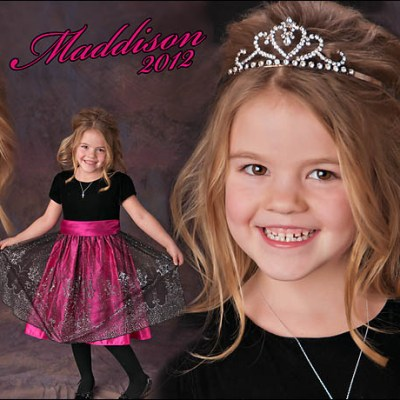 Maddison's Birthday Club Magnet – Lake Preston SD Children's Photography