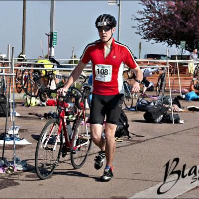 Matt – Madison Community Center Triathlon