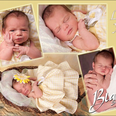 Caring Cuties Contest – Babies – Lyla