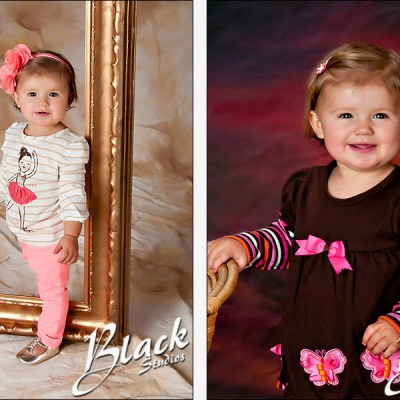 Kynley at One Year – Madison South Dakota Baby Photography