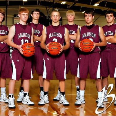 Madison Bulldogs Boys Basketball – The Senior Class