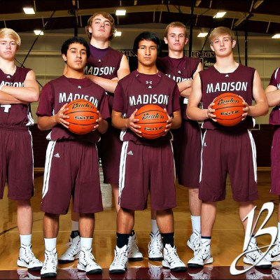 Bulldog Basketball – Sophomores – Madison South Dakota Sports Photography