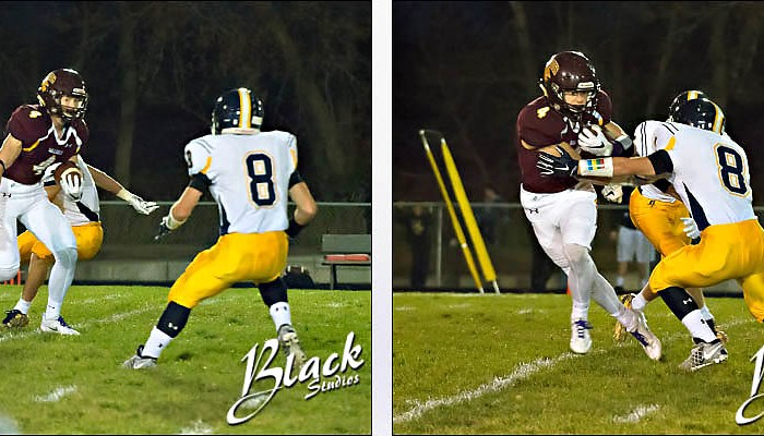 Madison Bulldogs fall to Tea Titans – Madison South Dakota Sports Photography