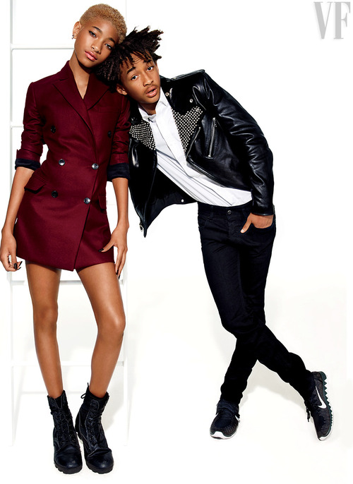 Willow Smith Jaden Smith