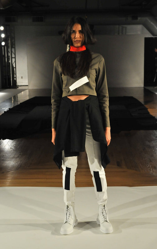 Black Lives Matter Fashion Show