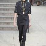Asian Model in Marc Jacobs Runway Show