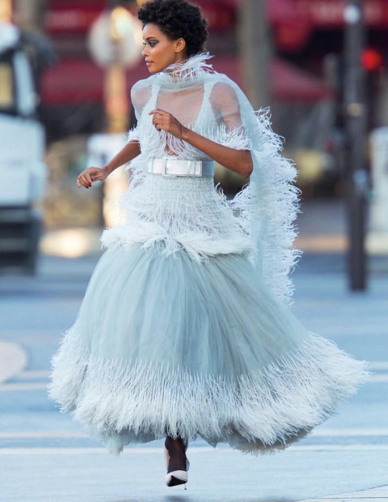 Vogue Arabia Fashion Editorial Samile Bermannelli