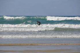 """Surfing"" at Lorne"