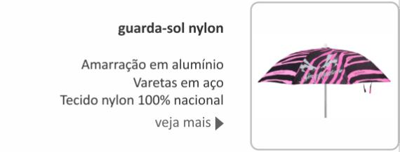 guarda-sol nylon