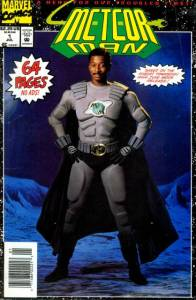 Meteor Man comic