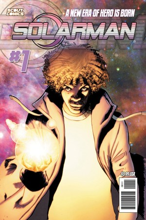 Solarman Comic