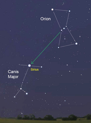 orion-and-sirius