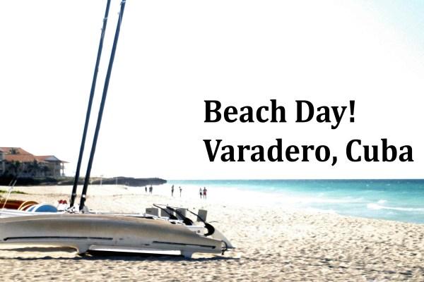 Varadero, Cuba beach