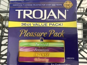 Condom Pack