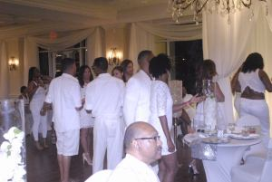 Indoor White Party