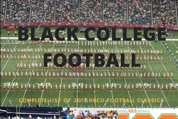 Black College Football