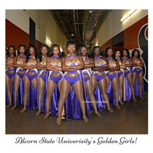Alcorn State University's Golden Girls