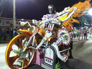 Junkanoo Float