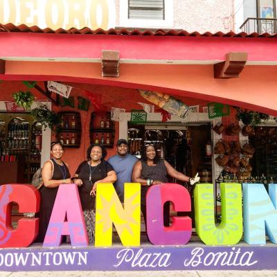 Blacks Who Travel in Cancun Mexico MLK Weekend 2018