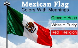 Meaning of the Flag of Mexico