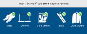 Benefits of TSA Precheck verses Clear