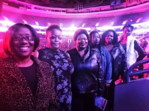 Girls Trip Philadelphia Janet Jackson Concert!