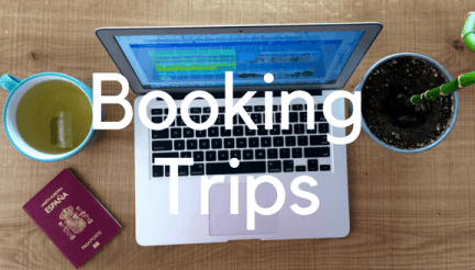 Travel Planning, Booking a Trip