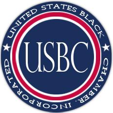 U.S. Black Chambers logo