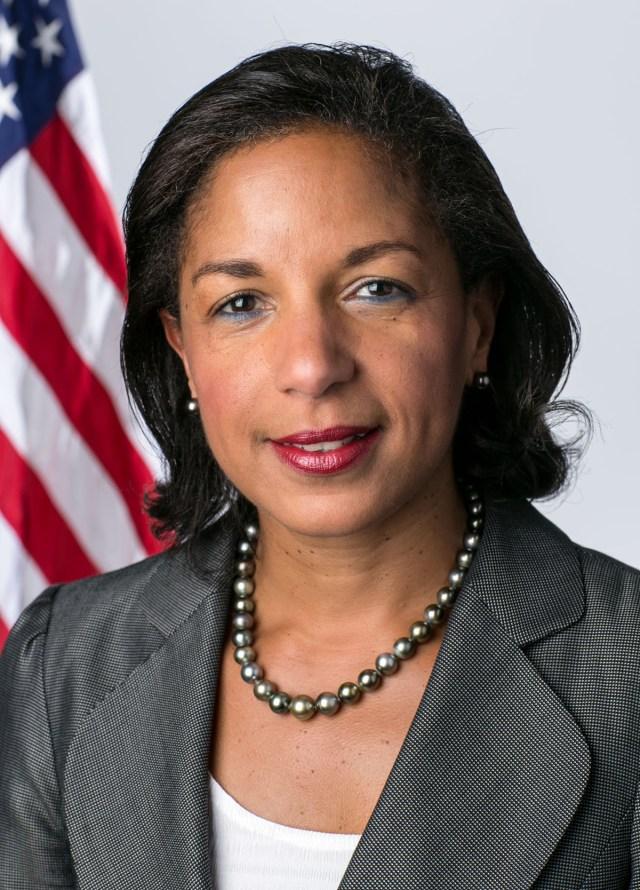Portrait of Susan Rice