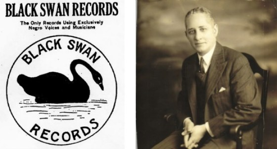 Black Then | The Rise Of The Black Swan, America's First Black Owned Record  Label