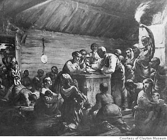 history slavery and american freedom Free essay: summary i american slavery, american freedom written by edmund  s morgan captures the history of virginia while keeping.