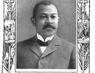 Portrait of Henry Edwin Baker (ca. 1902)