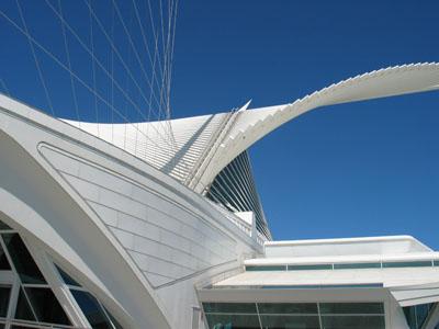 Milwaukee Art Museum-Exterior View-Photo By Tim Schaver
