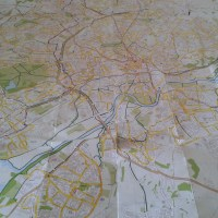 Cycle adventures in Nottingham