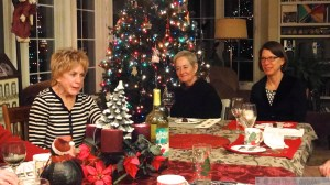 book club Christmas 2