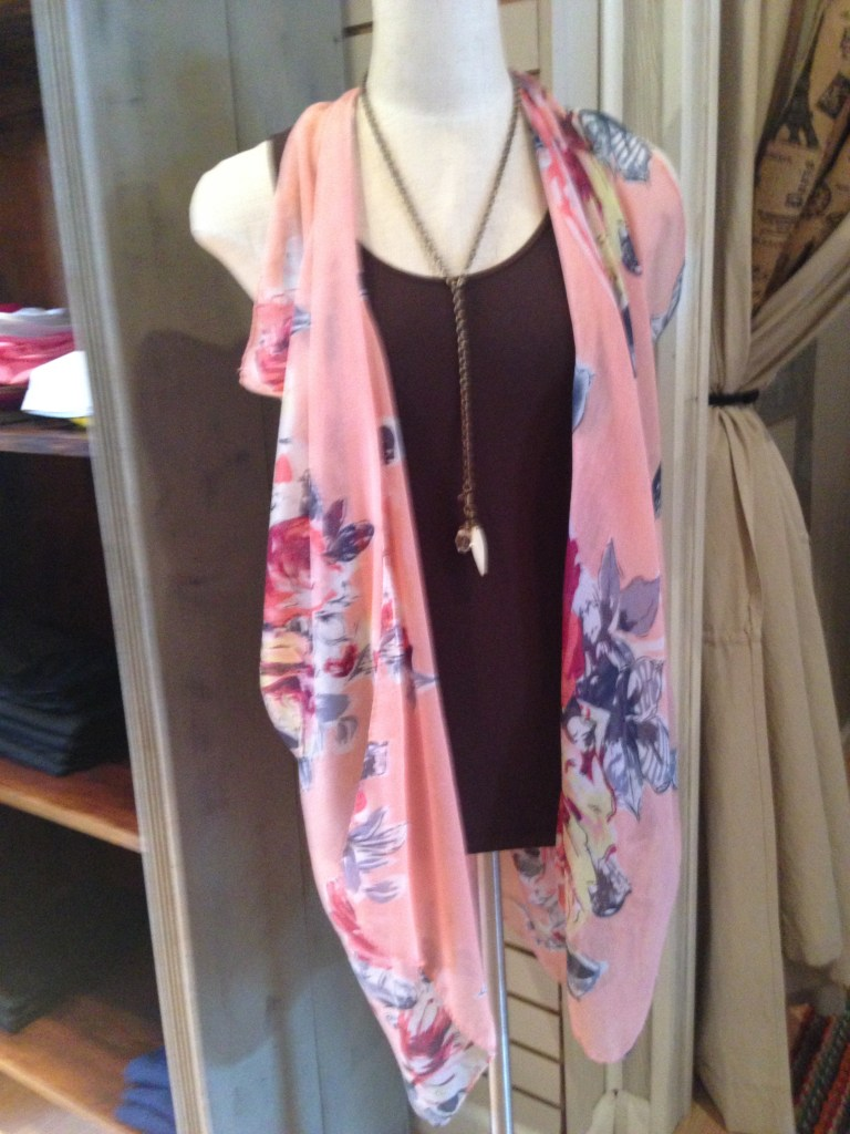 Scarf style - 3