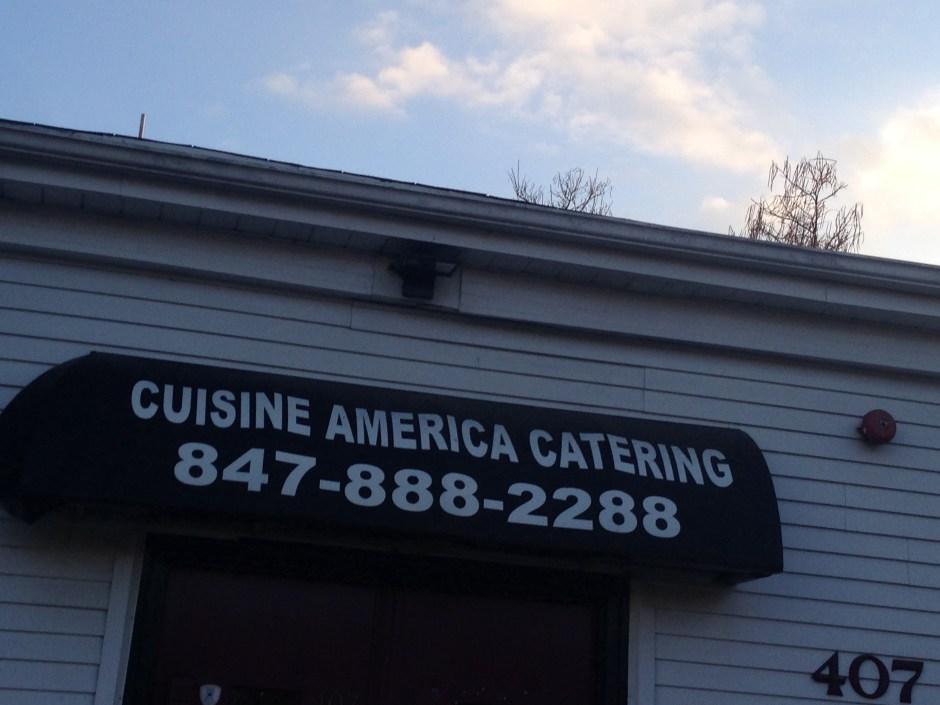 Cuisine America - 1