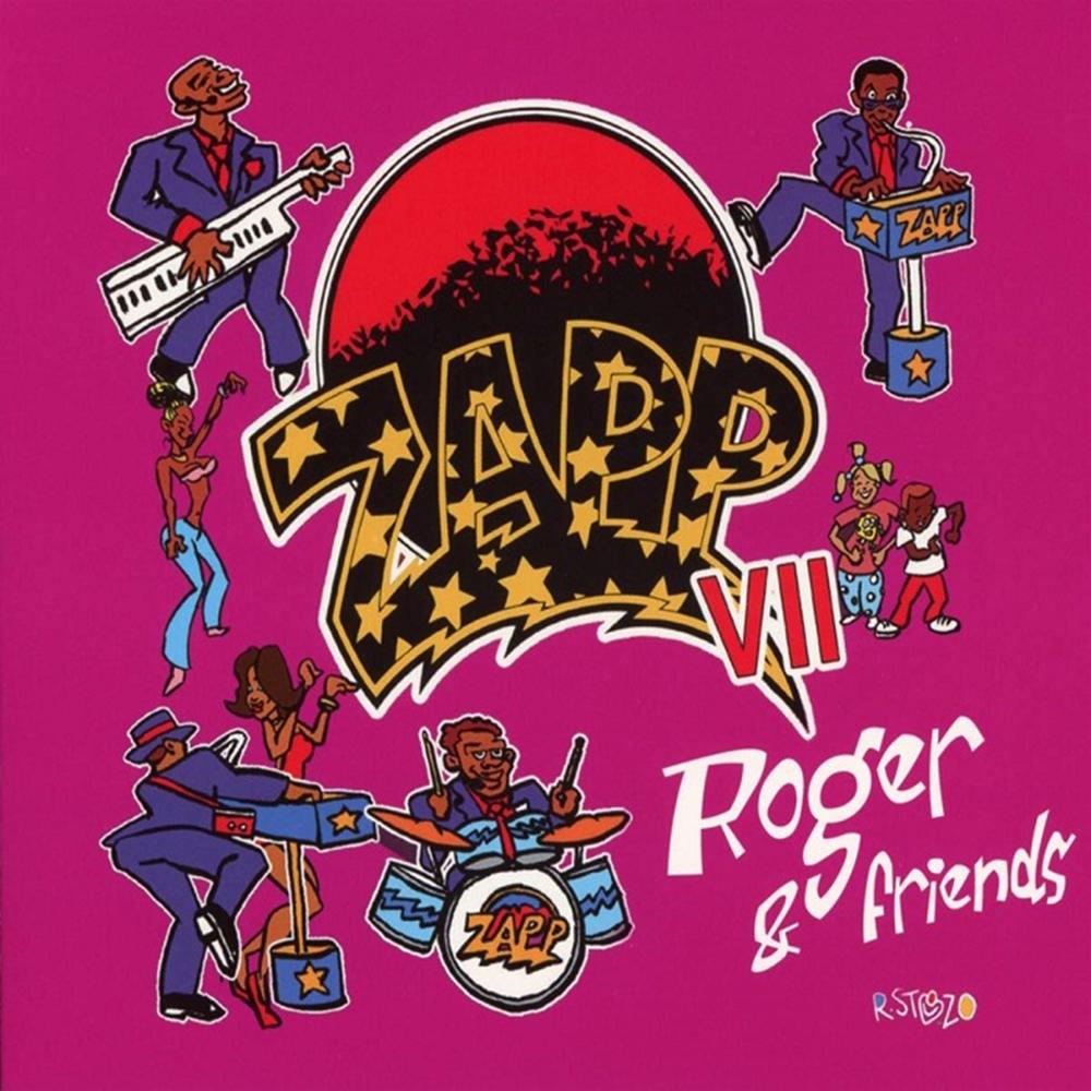 Black to the Music - 07 Zapp (2018) - Zapp VII - Roger & Friends