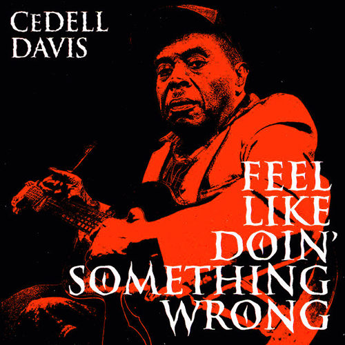 Black to the Music - 1993 - CeDell Davis – Feel Like Doin' Something Wrong