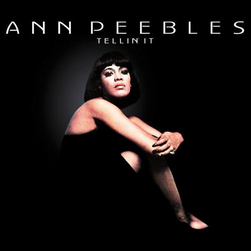 Black to the Music - Ann Peebles - 1975 – Tellin' it