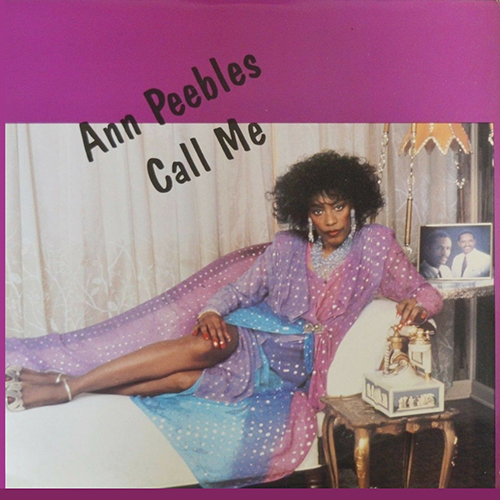 Black to the Music - Ann Peebles - 1989 - Call Me