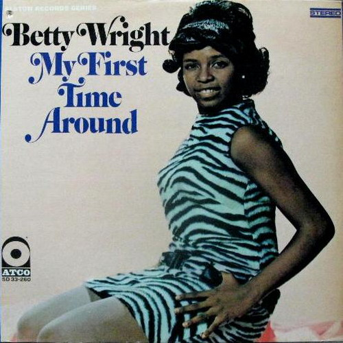 Black to the Music - Betty Wright - Lp 1968