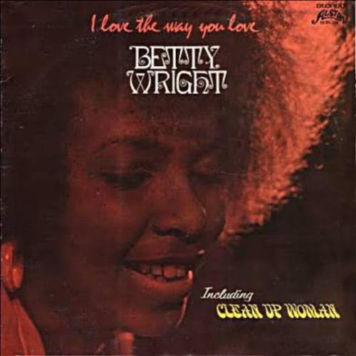 Black to the Music - Betty Wright - Lp 1972