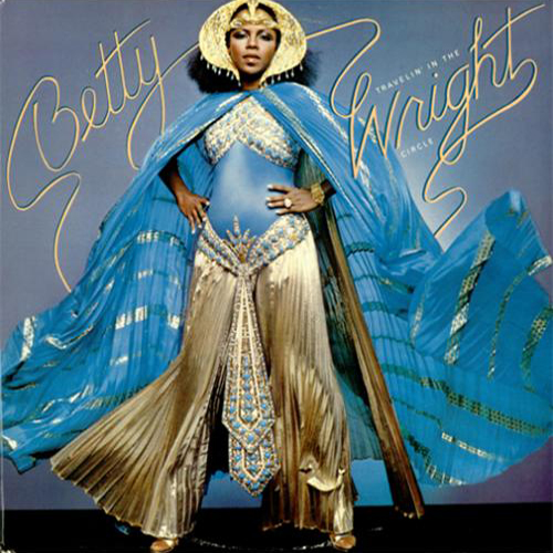 Black to the Music - Betty Wright - Lp 1979