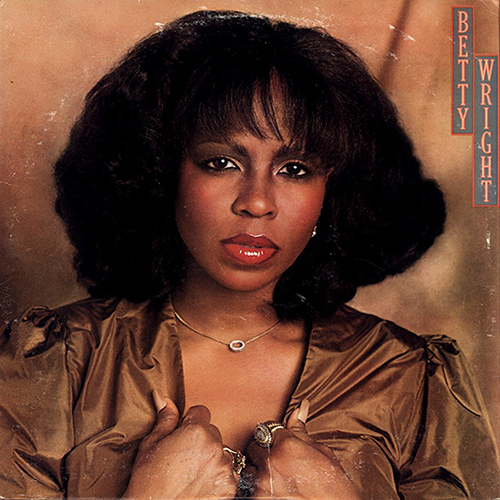 Black to the Music - Betty Wright - Lp 1981