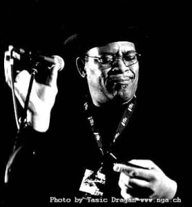 Black to the Music - Big George Jackson - 06