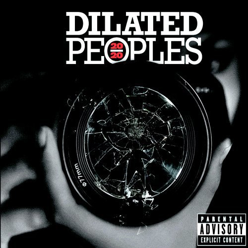 Black to the Music - Dilated Peoples - Lp 2006 - 20-20