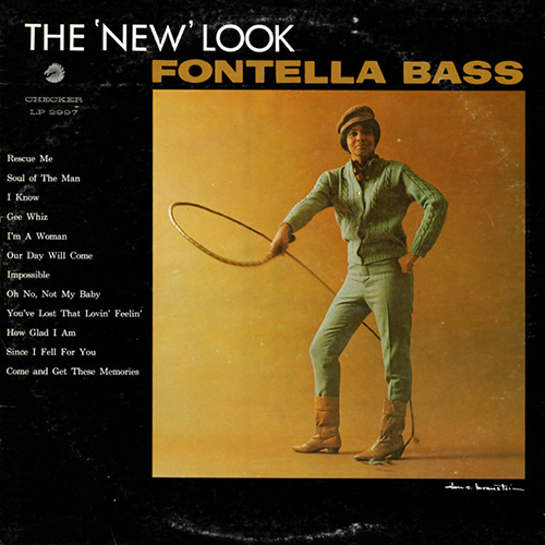 Black to the Music - Fontella Bass - 01 The New Look (1966)